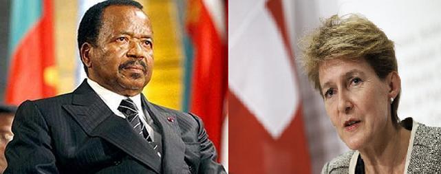 <em>Le Cameroun entretient des rapports harmonieux avec la Suisse</em>