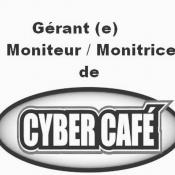 2- Moniteur et monitrice de Cyber café