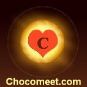 Logo chocomeet - Pinterest