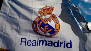 Drapeau du Real  Madrid