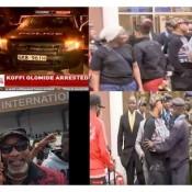 Le scandale de Koffi Olomide