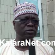 Amadou Vamoulke avant son arrestation
