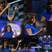 Discours remarquable de Michelle Obama