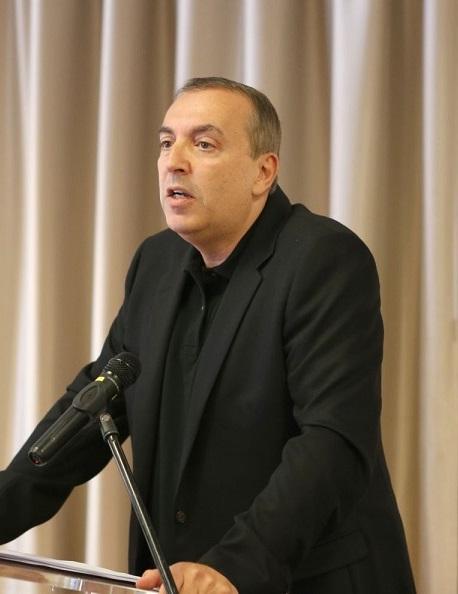 Jean-Marc Morandini lors de sa declaration le 19 juillet 2016