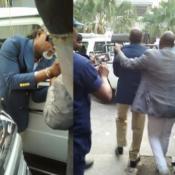 Arrestation de Koffi Olomidé