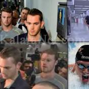 Les 2 nageurs américains interpellés à Rio