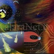 Les rayons cosmiques arborent beaucoup d'énergie