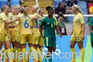 Le football féminin africain : un entrée nulle aux J.O
