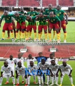 Les lionceaux terrorisent l'équipe kenyanes – KalaraNet.com – Août 2016