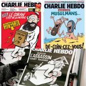 Des propos menaçant envers Charlie Hebdo