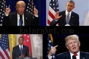 "Donald Trump ""non qualifié"" selon Obama"
