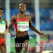 Victoire de la kenyane Faith Kipyegon au 1500 mètres – KalaraNet.com – Août 2016