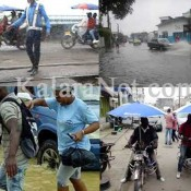 Douala en temps de pluie – KalaraNet.com – Août 2016