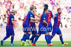 Barcelone revient en forme