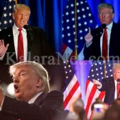 Donald Trump lors de son discours Lundi 15 Août – KalaraNet.com – Août 2016