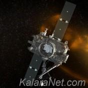 La Nasa avait lancé deux satellites