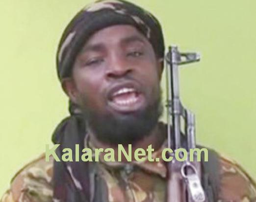 Capture vidéo d'Abubakar-Shekau de Boko Haram