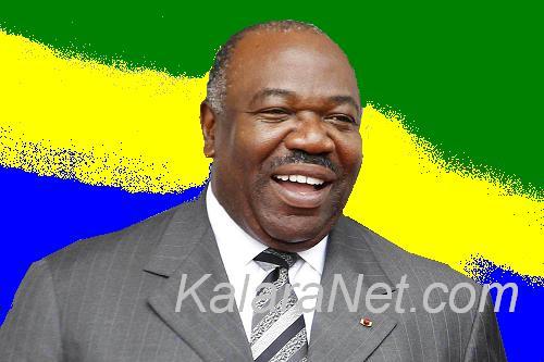 Ali Bongo Ondimba réélu Président du Gabon
