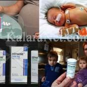 Dépakine cause de malformations et autres
