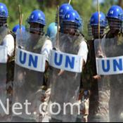 L'envoi de casques bleus au Burundi