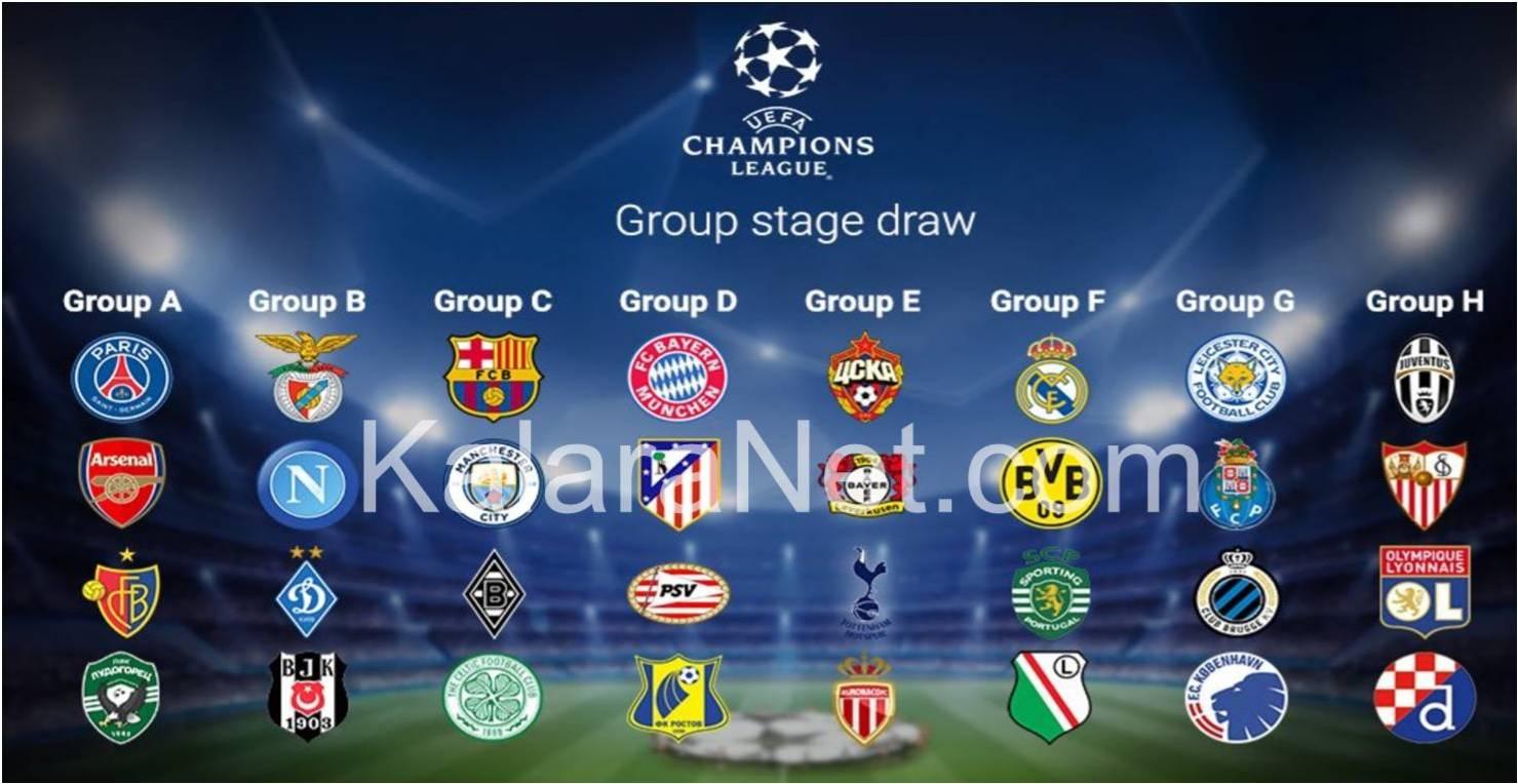 champions league bayern dortmund 2017