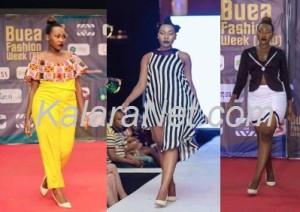 <em>Estelle Etémé est une pionnier du Plus Size Model au Cameroun</em>
