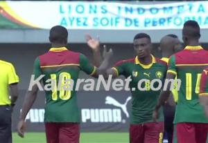 <em>Les Lions indomptables battent la sélection gambienne 2-0<em>