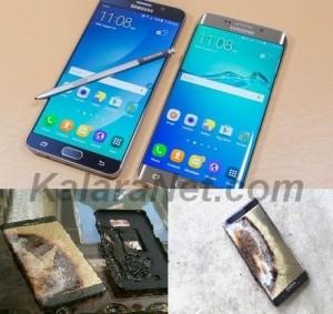<em>Des explications sur les batteries des Galaxy Note 7</em>
