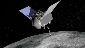 """<em>Osiris-rex va étudier l'astéroïde """"Bennu""""</em>"""