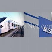 Alstom constate une baisse des commandes