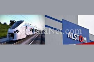 <em> Alstom constate une baisse des commandes</em>