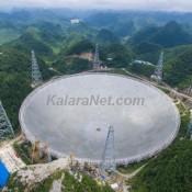 Le télescope chinois FAST