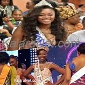 Miss Togo 2016 après l'élection