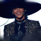 La chanteuse Beyoncé le jour de son anniversaire