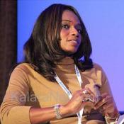 Isha Johansen - Présidente de SLFA soupçonnée de corruption