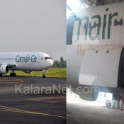 L'incendie dans l'avion de Camair-Co est sujet à controverse