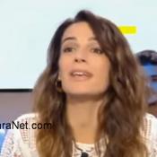 Ornella Fleury Miss météo dans Le Grand Journal de Canal+