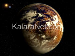 Proxima B est une exoplanète de la voie lactée