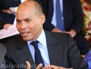 Karim Wade est poursuivi par le Sénégal au plan national et international