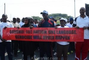 le rapport de l'ONU d'un risque de génocide au Burundi a fortement été critiqué par le pouvoir