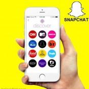 Discover est outil développé pour la publicité sur Snapchat