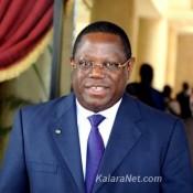 Emmanuel Issoze Ngondet est le nouveau premier ministre du Gabon