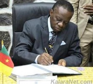 Le Don d'ordinateurs de Paul Biya se fait attendre