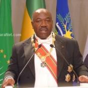 Ali Bongo est président controversé au Gabon