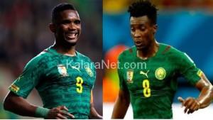Deux camerounais dans la liste du Meilleur joueur africain 2016