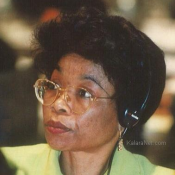 Esther Dang écrit au PR du Cameroun