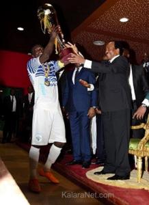 L'ambiance et la ferveur des supporters étaient au rendez-vous pour la finale 2016 de la coupe du Cameroun