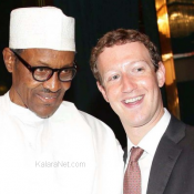 Mark Zuckerberg au Nigéria a rendu visite aux personnalités locales