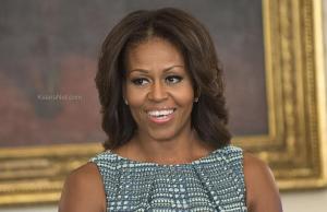 Michelle Obama dénonce le caractère inapproprié de Donald Trump envers les femmes