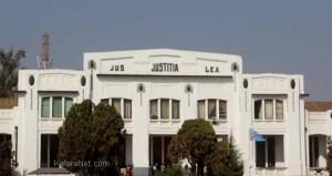 Le palais de justice de Lubumbashi en RDC avait condamné Gédeon à la peine capitale